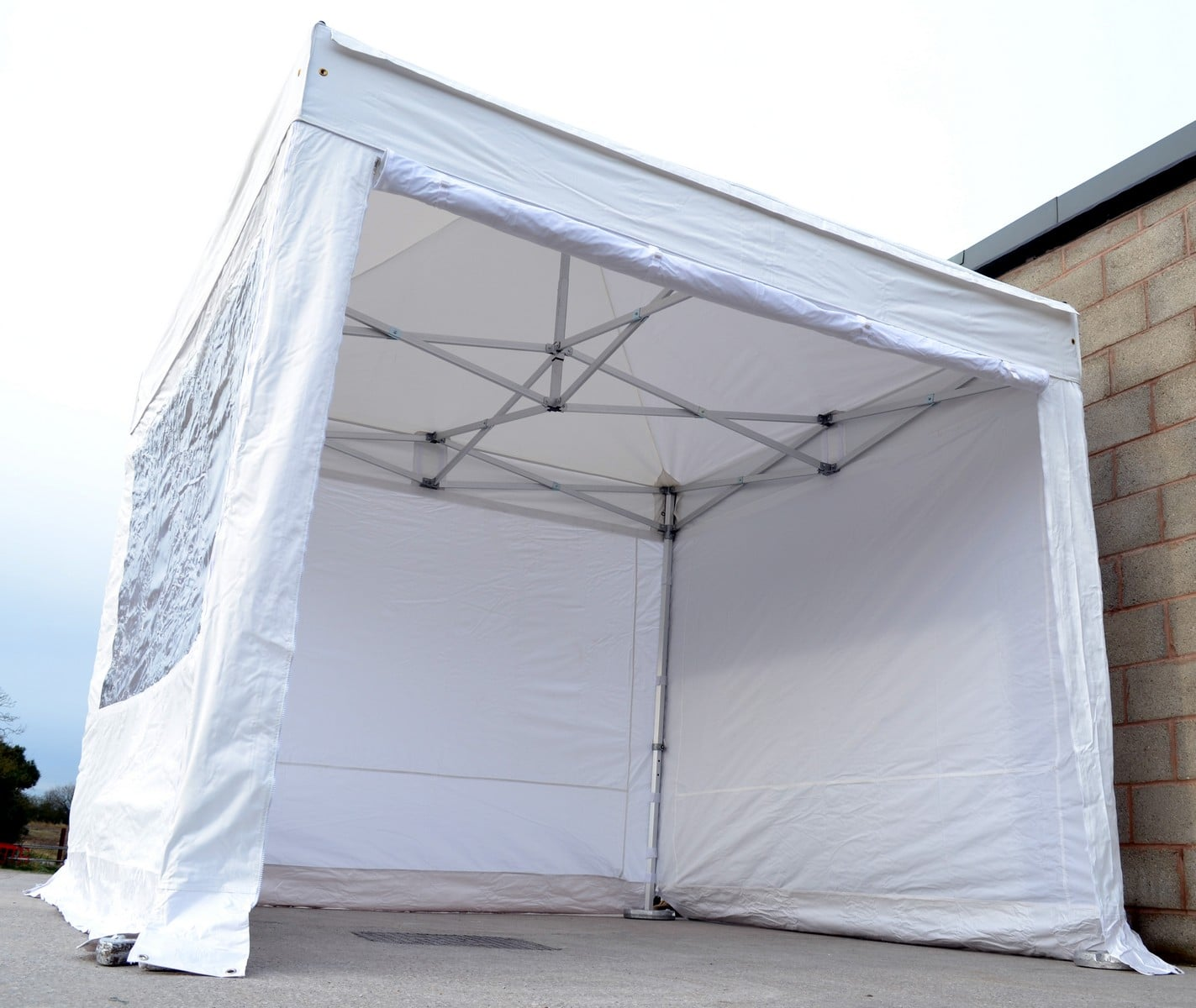 3m x 2m Protex 40 Compact Instant Shelter