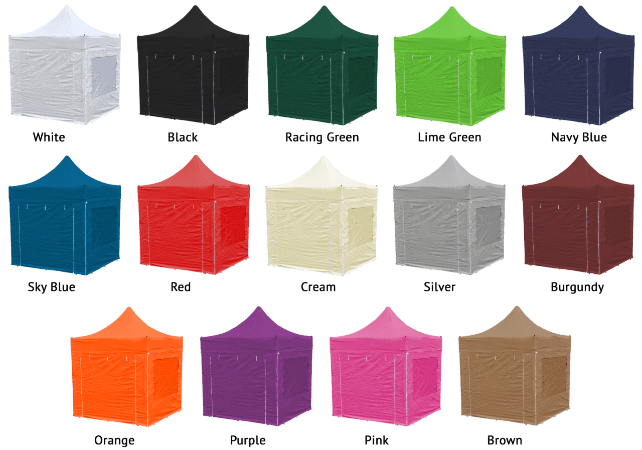 Replacement sides for Protex 40 pop up gazebo