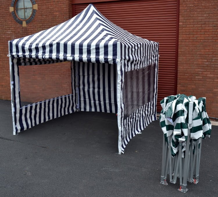 3x3m PVC Instant Shelter