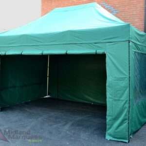 3m x 4.5m Pop Up Gazebo Protex 40