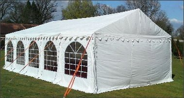 4MX10 Heavy Duty Marquee