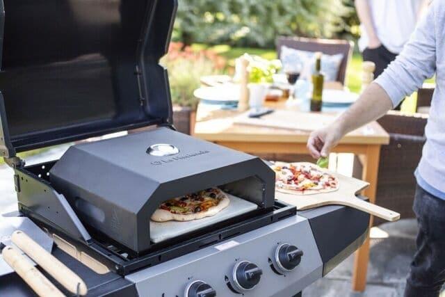 La Hacienda pizza oven 56293