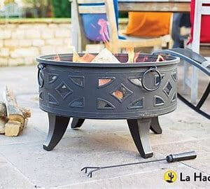 Diamond firepit 58091
