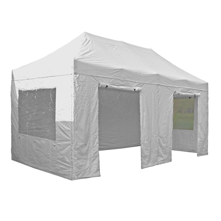 5m x 2.5m Protex 30 Instant Shelter
