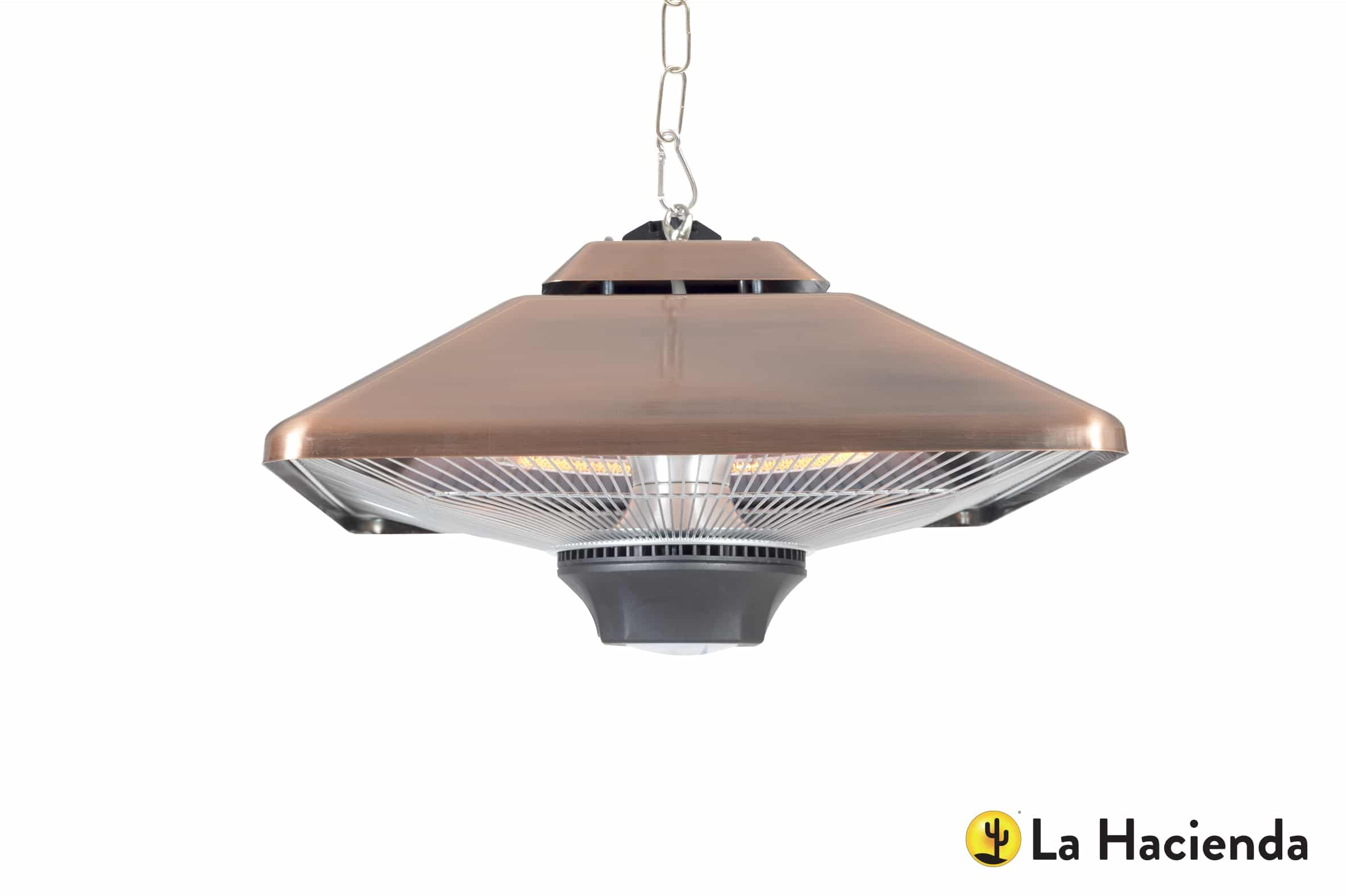 69509 copper hanging heater