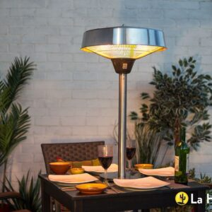 La hacienda tabletop heater