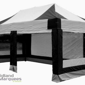 3m x 6m Protex 50 Instant Shelter / Pop Up Gazebo