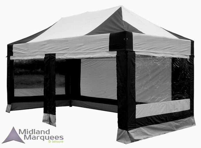 3mx6m Instant Shelter Heavy Duty