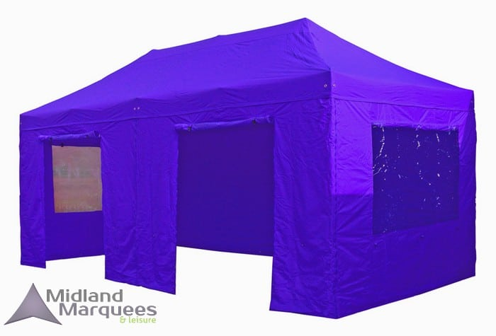 3m x 6m Instant Shelter
