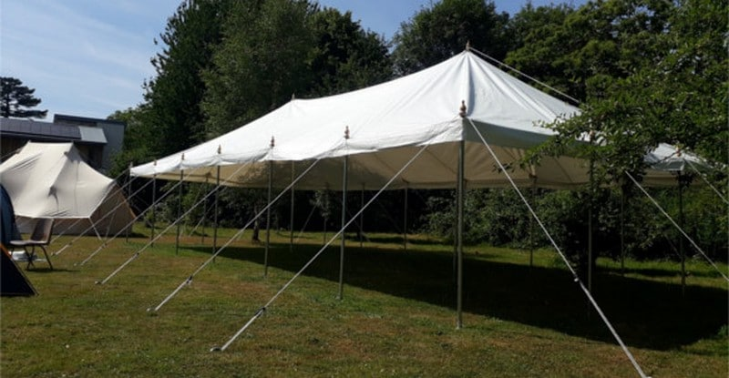 PVC traditional marquee