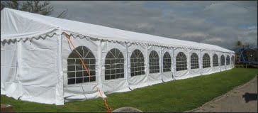 6mx24m Deluxe Marquee for Sale