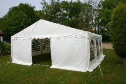 6mx6m 650gsm marquee