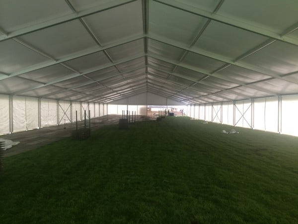 Large modular marquee