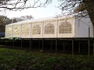 9mx12m 500gsm marquee