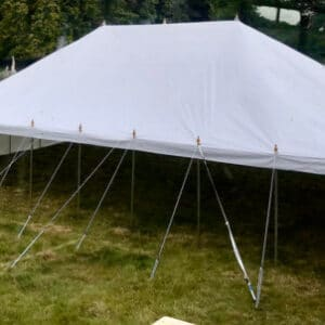 9m x 13.5m 500gsm PVC traditional style marquee