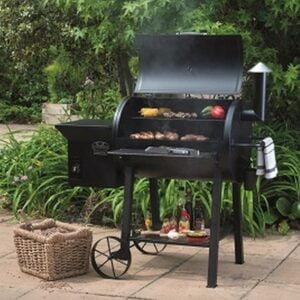 Lifestyle Big Horn Pellet grill smoker/bbq