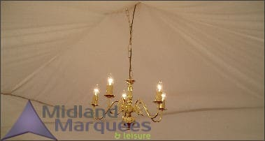 Marquee Chandelier Package