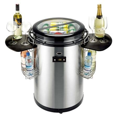 Lifestyle Stainless Steel Party Drinks Cooler