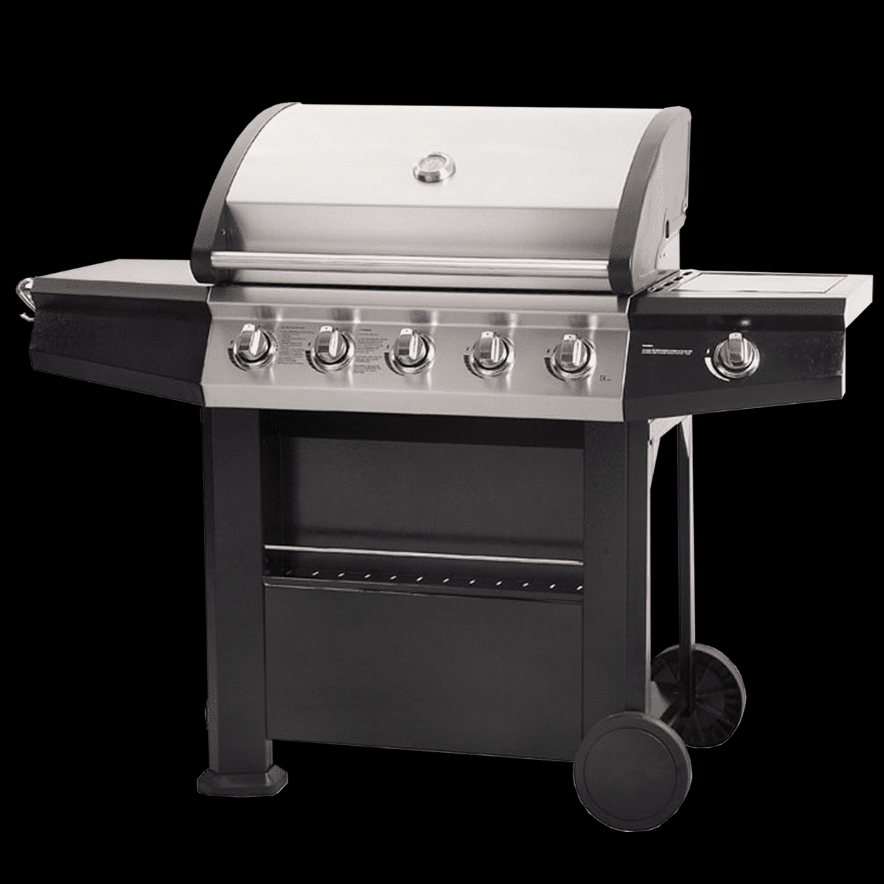 Lifestyle gas barbecue LFS683