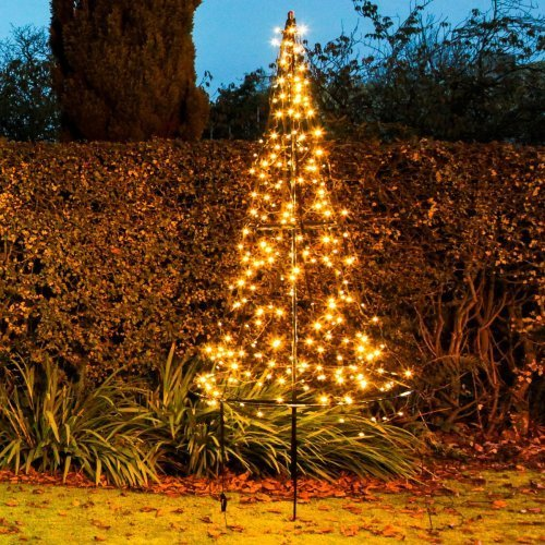 1.85m LED Fairybell tree