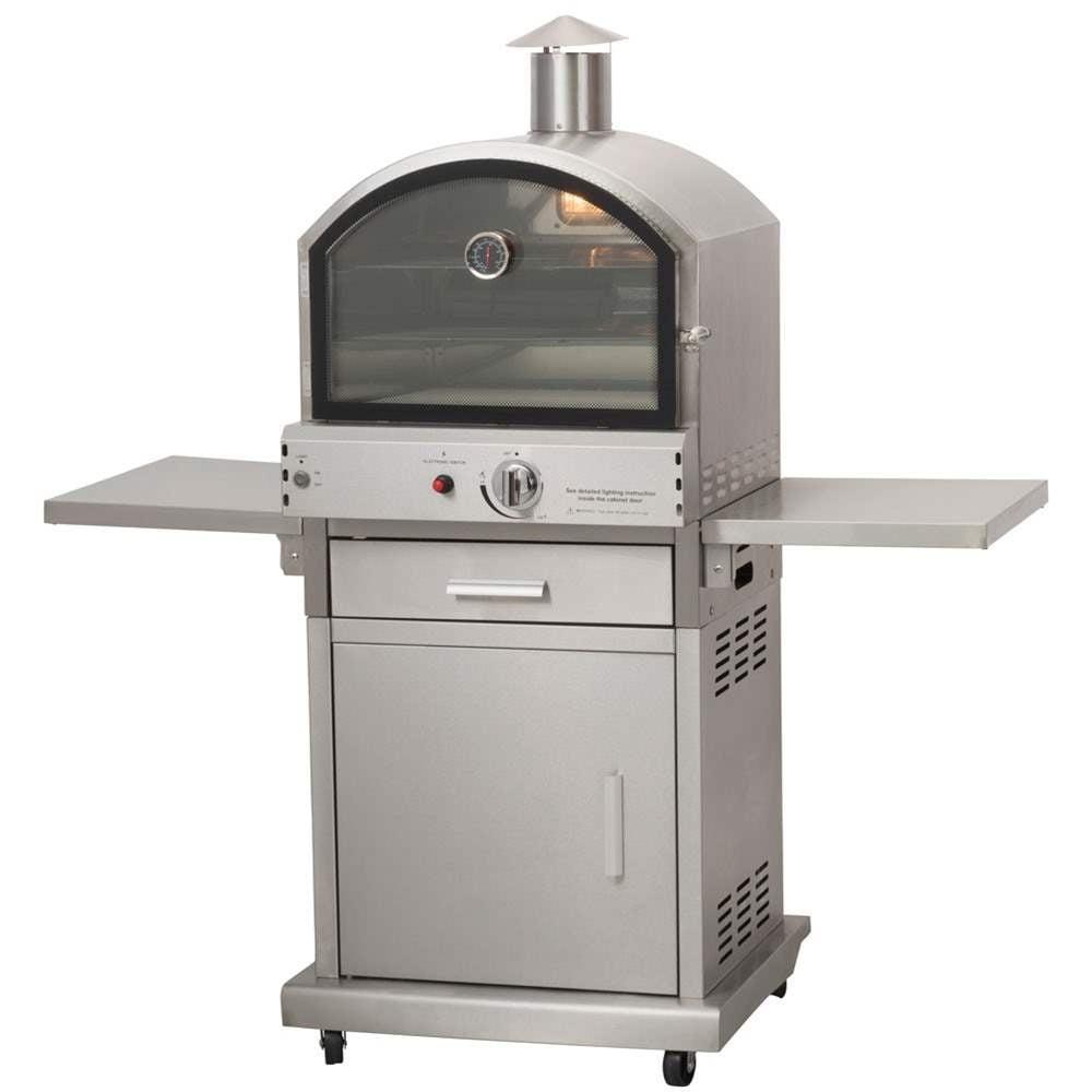 Lifestyle Milano pizza oven