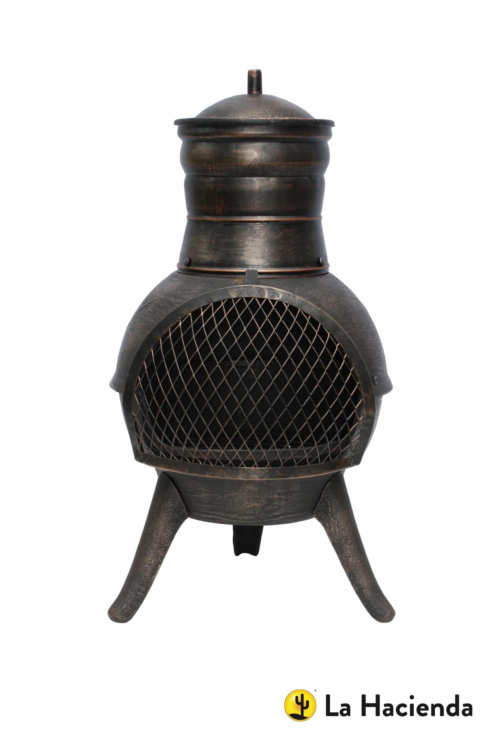 Squat Chimnea