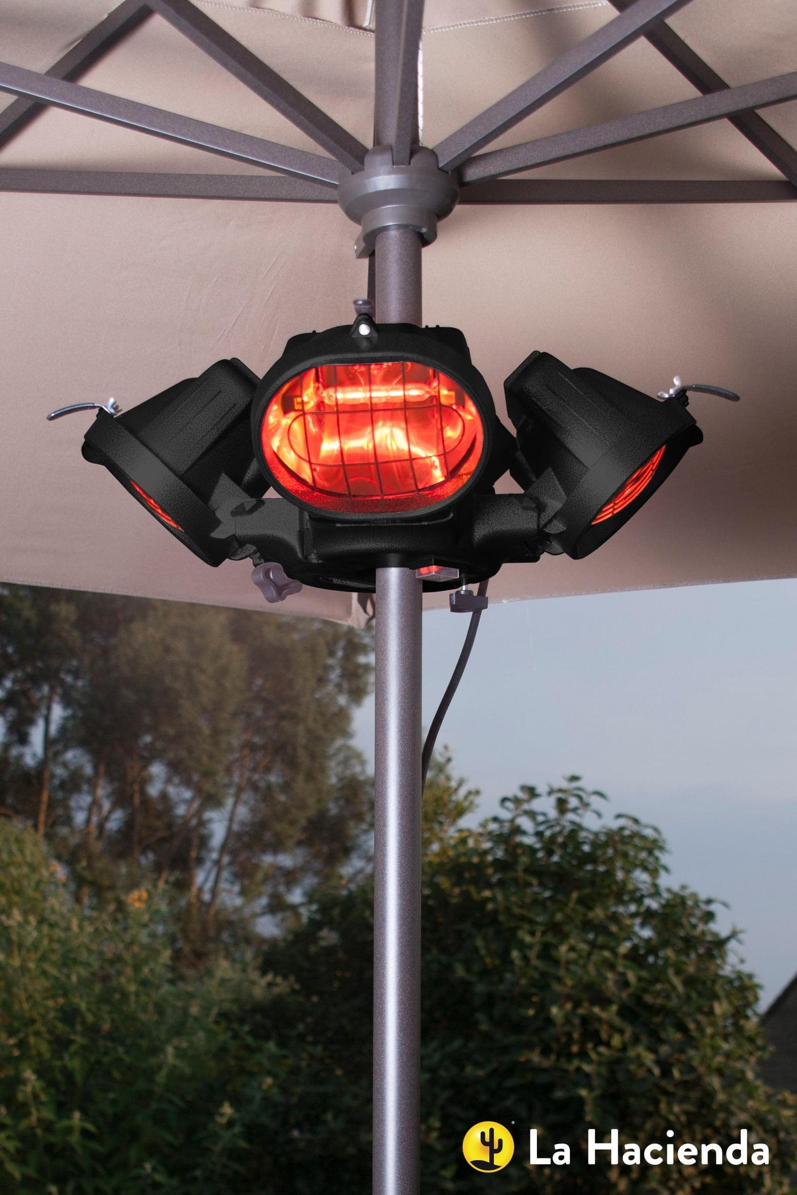 La Hacienda/Heatmaster parasol heater U3R20