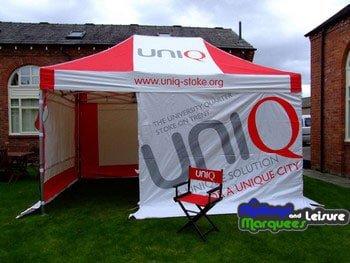Instant Shelter Branding/Printing