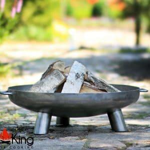 100cm Cook King Bali steel firepit