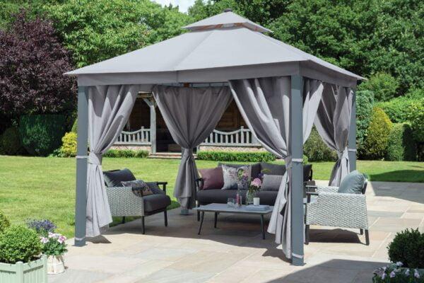 Norfolk Leisure Luxury 3m x 3m gazebo